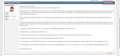 2. kurzansicht geklauter text fremdes forum
